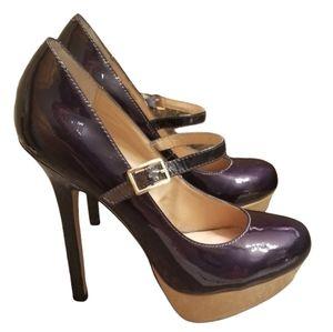 Steve Madden Bellah Platform Maryjane Heels 9.5